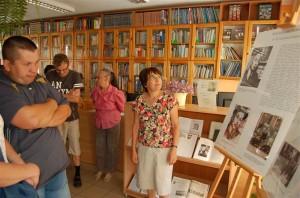 Zajęcia edukacyjne wMiejskiej iPowiatowej Bibliotece Publicznej wRopczycach (1)