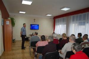 Szkolenie BHP wŚrodowiskowym Domu Samopomocy wRopczycach (1)